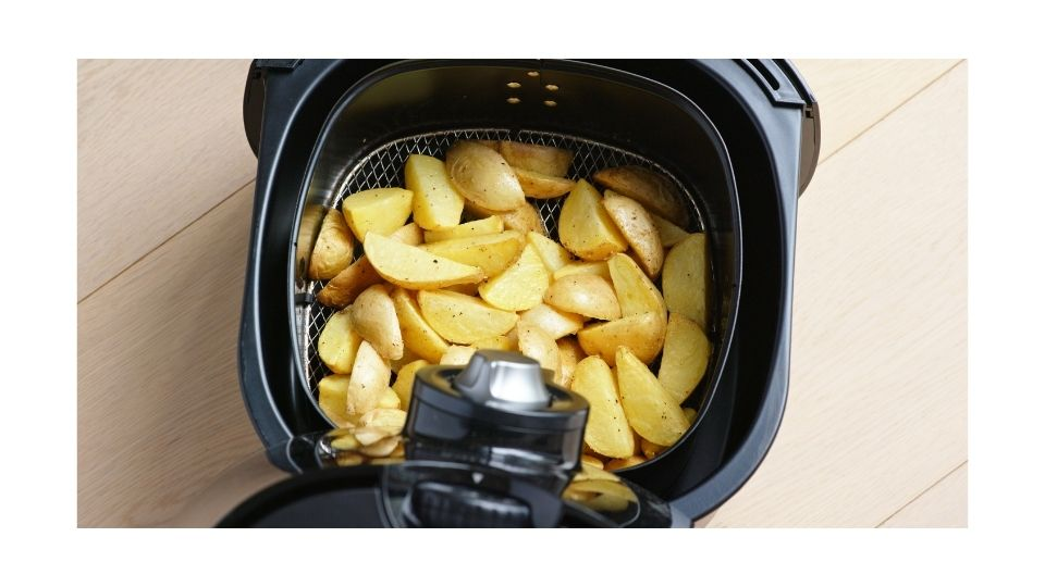 can instant pot air fry